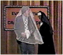 "Bob and ""The Nun"""